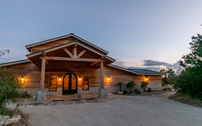 West Texas Venue - Weddings and Events